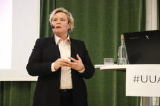 Hanna Broberg på  UUA-konferens 28 jan 2020.JPG