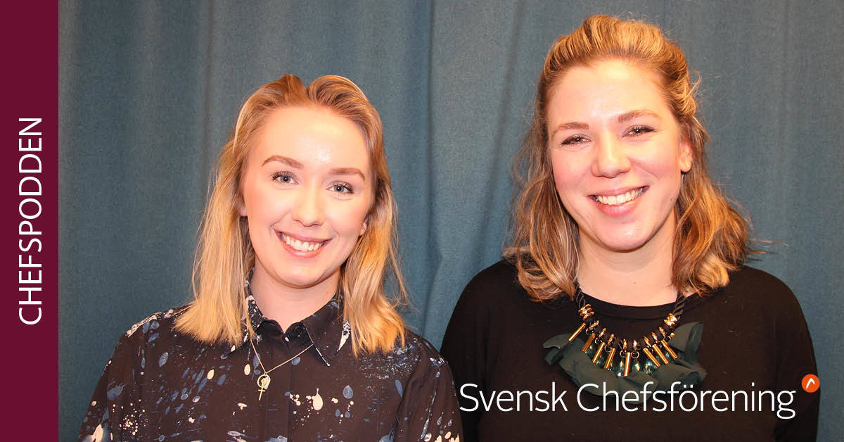 Felicia Malmqvist och Rebecca Sundberg