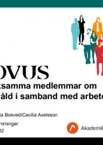 Hot och våld chefer Novus 2017