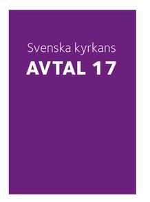 Svenska kyrkans Avtal 17 med bilagor samt löneavtal (2017-2020)