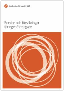 Service och försäkringar för egenföretagare