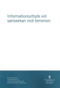 Informationsutbyte vid samverkan mot terrorism