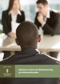 Antisvart rasism och diskriminering