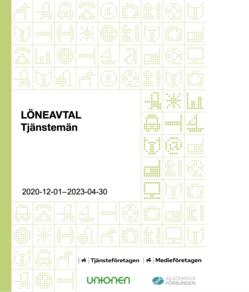 Almega Tjänsteföretagen Medieföretagen Löneavtal 20201201 – 20230430