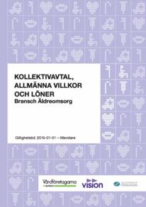 Almega Vårdföretagarna, Kollektivavtal, allmänna villkor och löner,Bransch Äldreomsorg (F), 2019-01-01 - tillsvidare