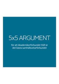Folder: 5x5 argument