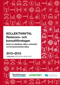 Almega Revisions- och konsultföretagen Allmänna villkor 2013-2015