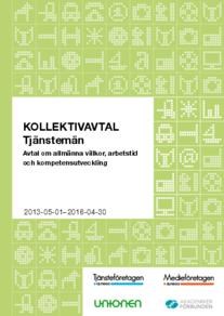 Almega Tjänsteföretagen Medieföretagen Allmänna anställningsvillkor 2013-2016