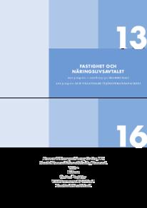 KFS Fastighet och Näringsliv 2013 - tillsvidare