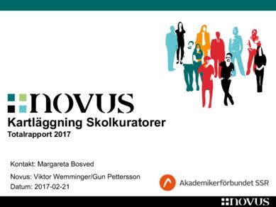 Novus skolkuratorer 2017