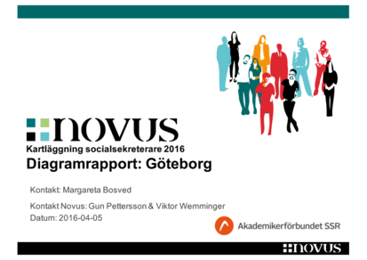 Novus socialsekreterare Göteborg 2016