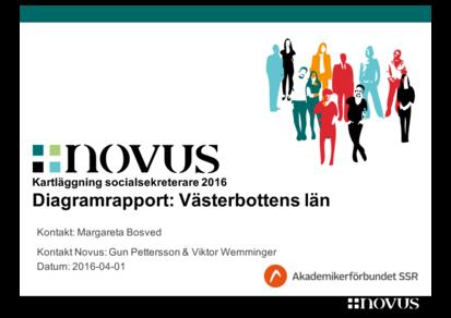 Novus socialsekreterare Västerbotten 2016
