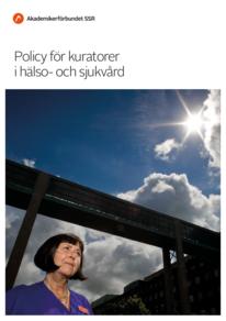 Policy för kuratorer i hälso- och sjukvård