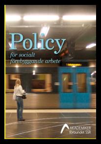 Policy för socialt förebyggande arbete
