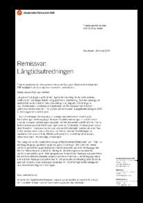 2016-04-27, Långtidsutredningen 2015, huvudbetänkande; Sou 2015:104