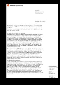 2015-06-29 SOU 2015:20 Trygg och effektiv utskrivning från sluten vård
