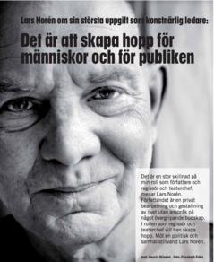 Intervju Lars Norén