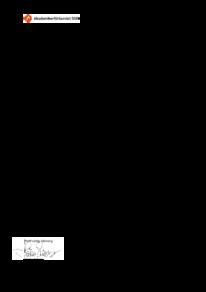 Skrivelse till statsrådet Åsa Regnér
