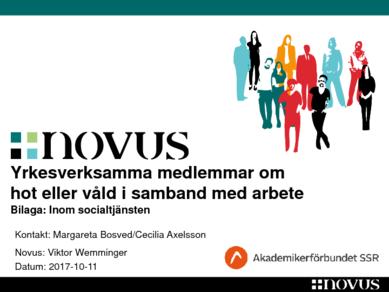 Hot och våld socialtjänsten Novus 2017