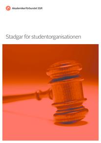 Stadgar för studentrådet