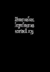Svenska Kyrkans avtal 2013
